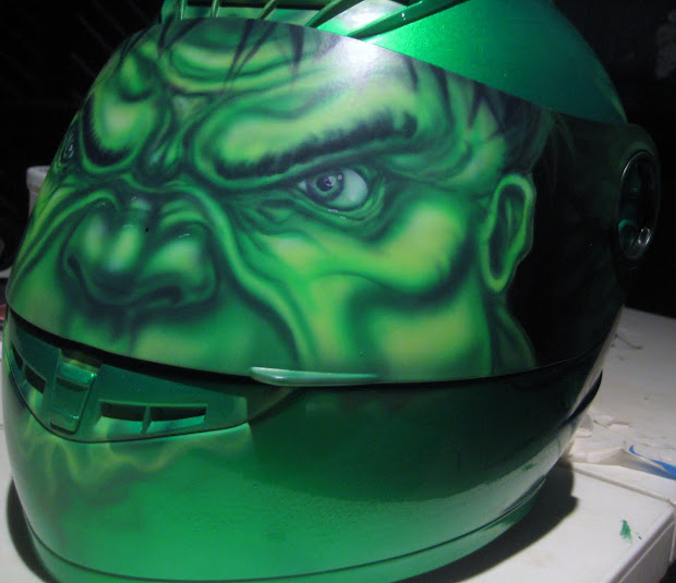 """da Triggaman' Passion"" Incredible Hulk - Hulkabusa"