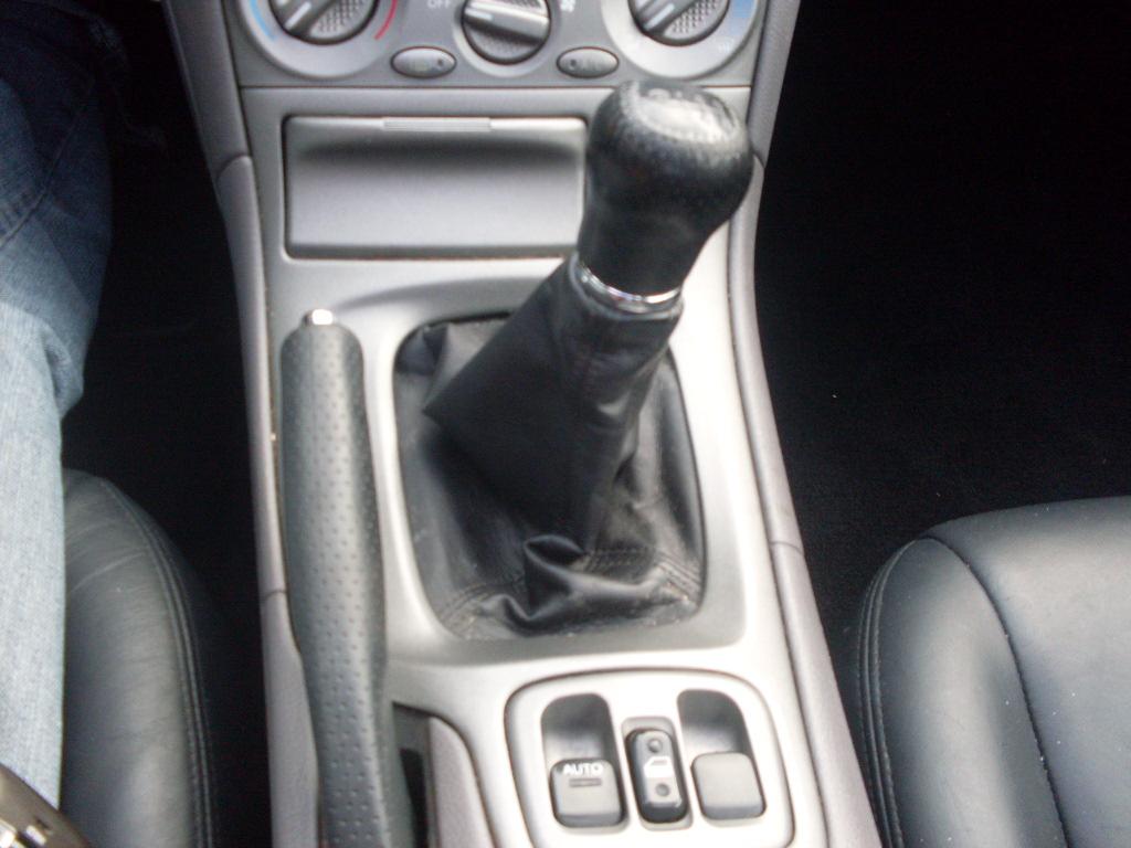 Ride Auto 2001 Toyota Celica Gts