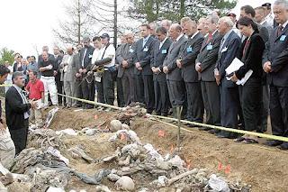 Srebrenica Massacre - Mass Graves