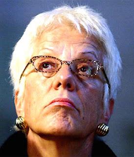Carla del Ponte, Chief UN War Crimes Prosecutor
