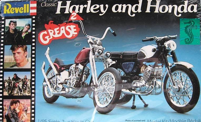 Image result for Revell Grease 2 bikes