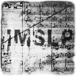 IMSLP logo