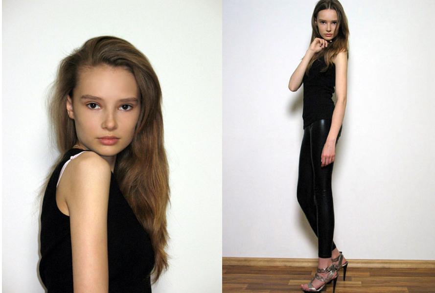 AVANT Models Agency Blog: Irina Nikolaeva, Valentin ...  |Avant Agency Model