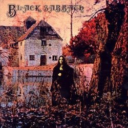 O primeiro disco do Black Sabbath