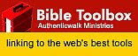 Bible Toolbox by Authentic Walk Ministries