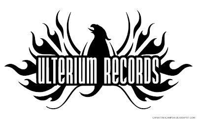 Ulterium Records logo Ultra HQ wallpaper