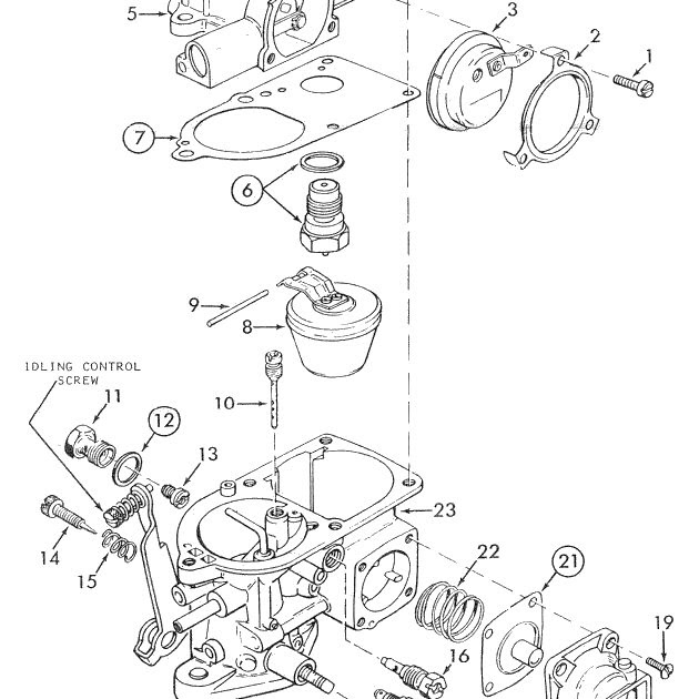 VW Lovers: SOLEX CARBURETOR –MODELS