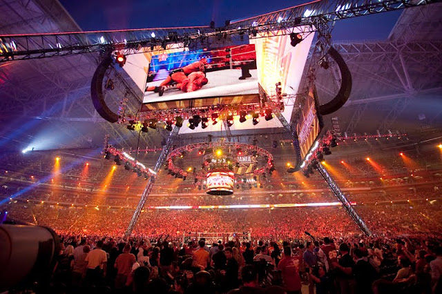 WWE - Sports Entertainment & Cultural Experience