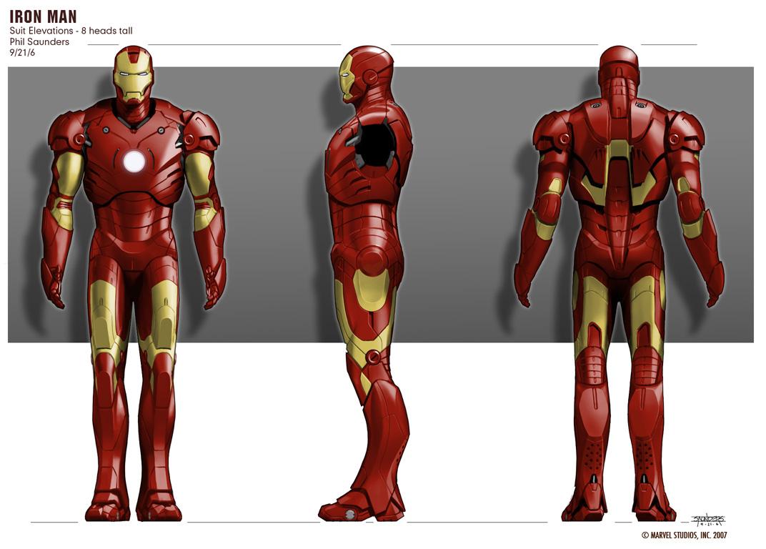 Pin Papercraft Iron Man 3 Mark 1 2 4 5 6 7 17 35 38 42