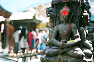 Visite culturel Katmandou - Durba Square