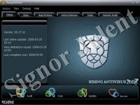 Rising Antivirus Free Edition