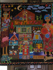 My New Mexico Story quilt-