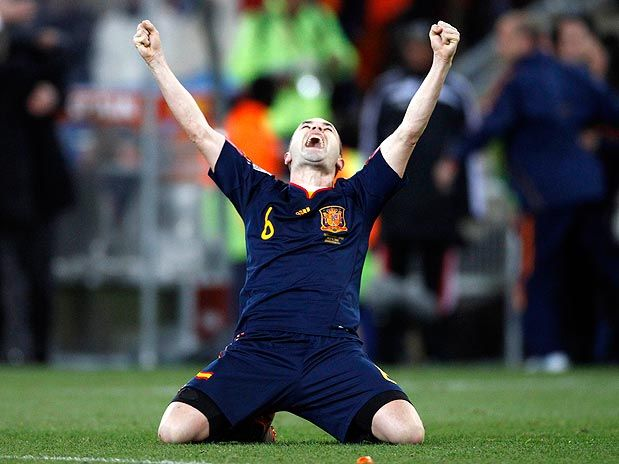 194c5222c8 Iniesta, o homem do gol