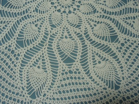 Pineapple Doily Patterns Free Patterns