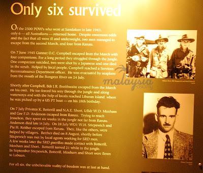 Death March POW Camp at Sandakan