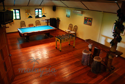 Bukit Melapi Resort Kinabatangan