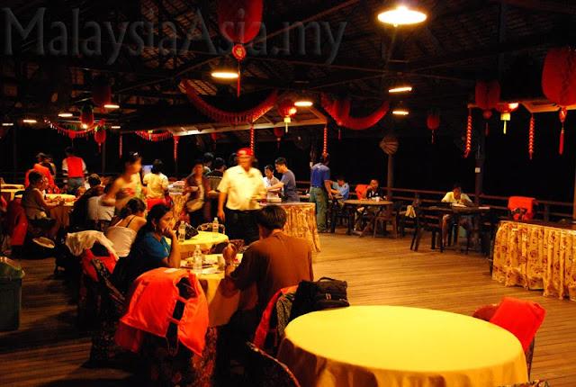Buffet Dinner in Sabah