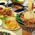 Sundanese Food in Bandung, Indonesia