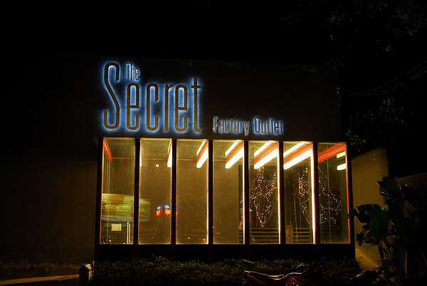 Bandung The Secret Factory Outlet