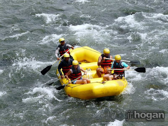 Water Rafting Kiulu River