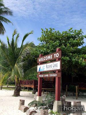 Pulau Lang Tengah Resort Terengganu