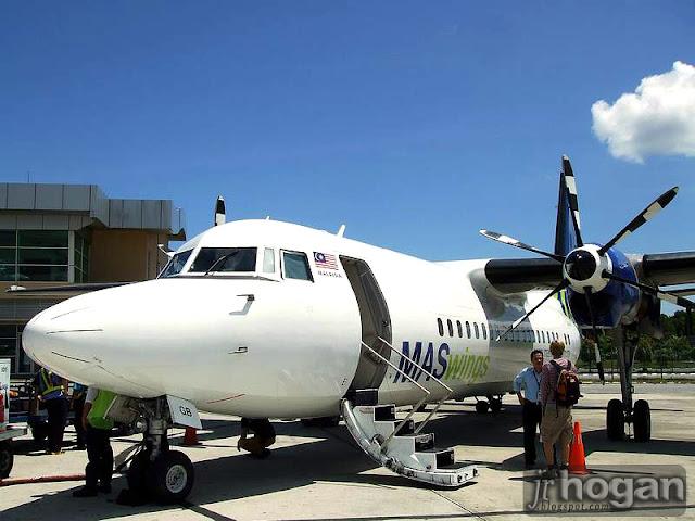 ATR 72-500 MasWings