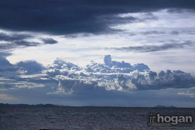 View from Rawa Island