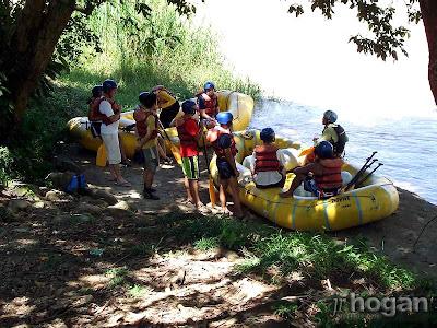 Rafting Padas River