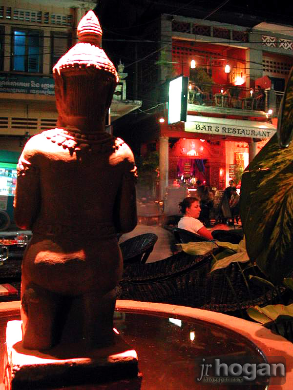 Siem Reap Bar Street