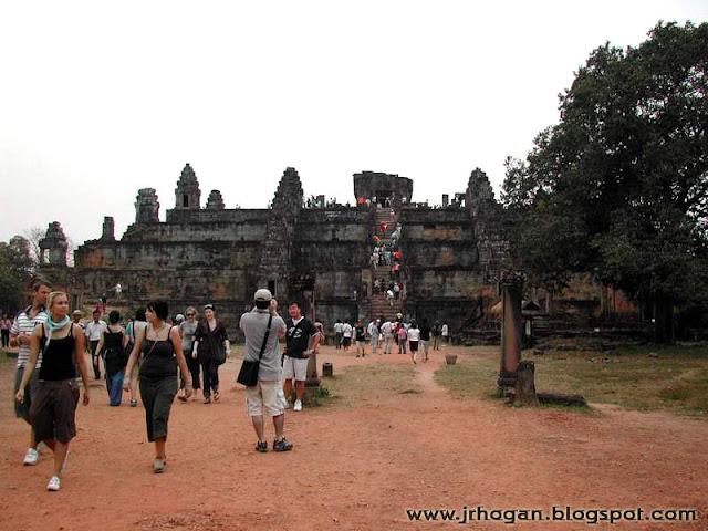 Siem Reap Bakheng Hill