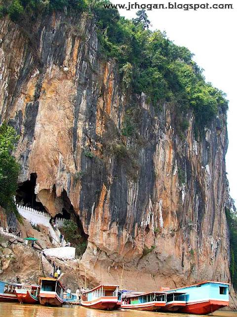Buddha Caves at Luang Prabang