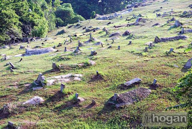 Malawati Hill Traitors Graveyard