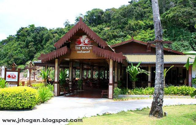 Berjaya Redang Beach Restaurant