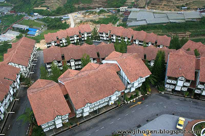 Apartments at Equatorial Hotel Cameron Highlands