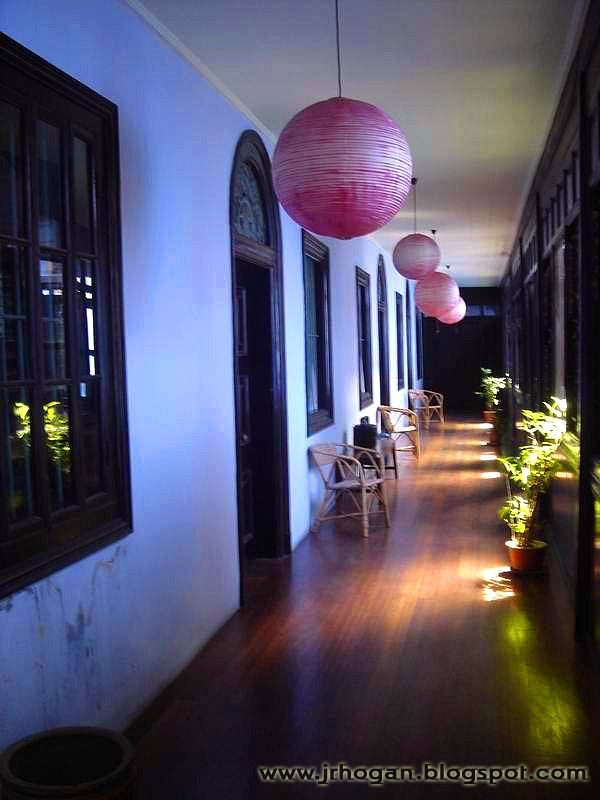 First Floor Cheong Fatt Tze Mansion