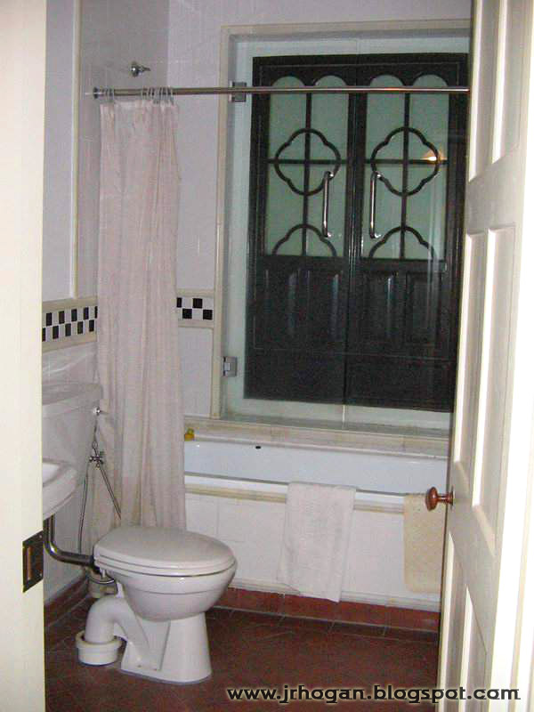 Cheong Fatt Tze Mansion Toilet