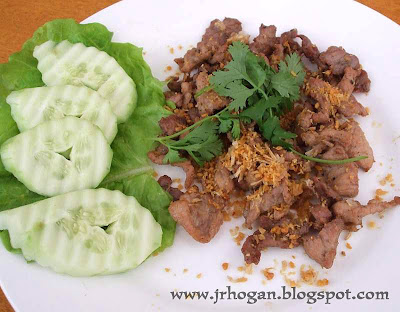 Beef Dish in Laos