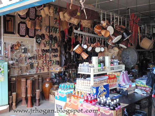 Lachau Iban Town