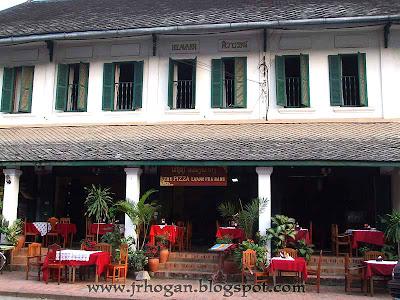 Lao restaurant Luang Prabang