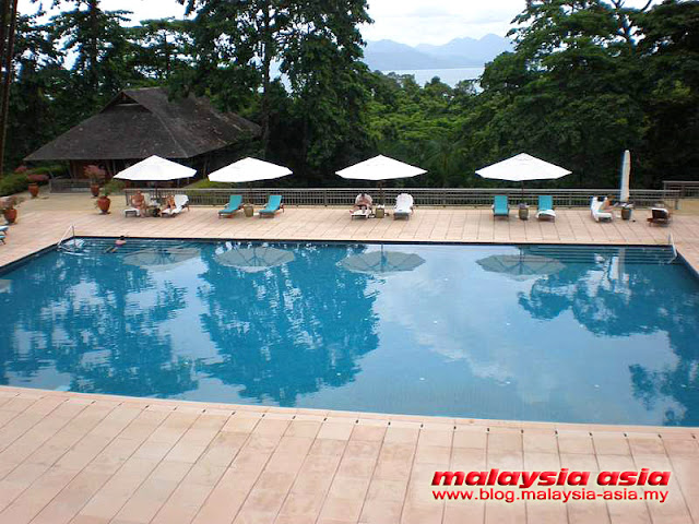 Private Swimming Pool The Datai