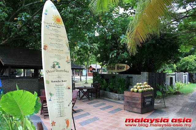 Manukan Island Bar Cafe