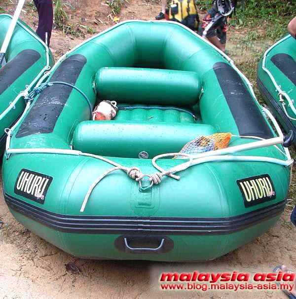 Slim River White Water Rafting Perak - Malaysia Asia Travel Blog