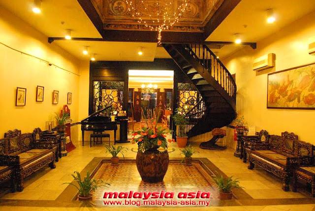 Lobby Area Hotel Puri