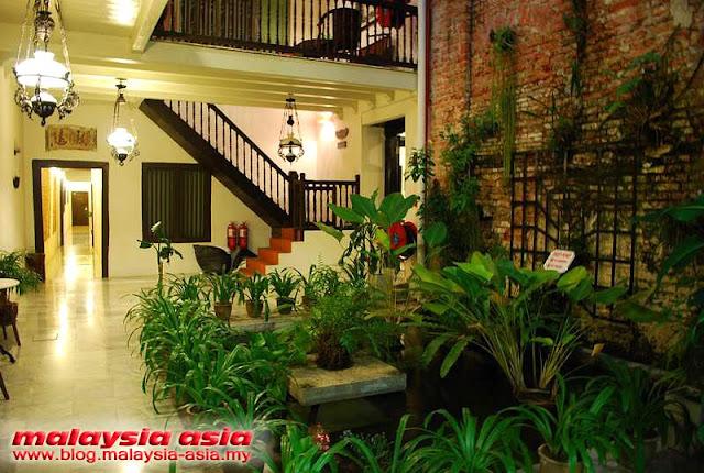 Interior Hotel Puri Melaka