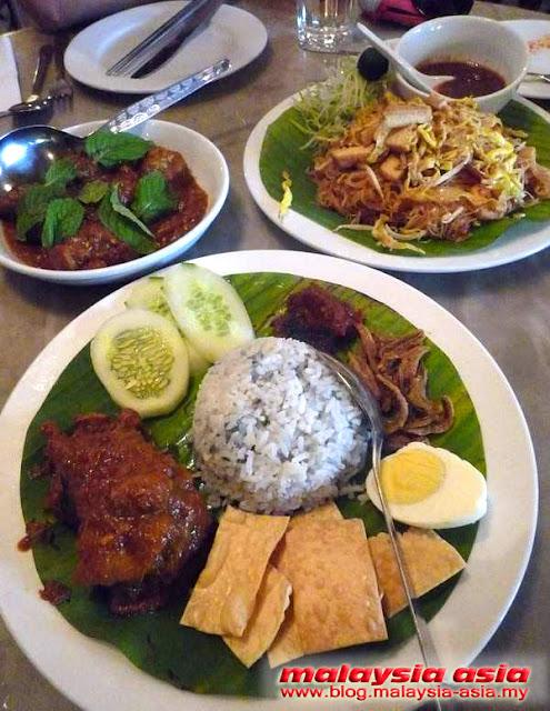 Kuala Lumpur Peranakan Nasi Lemak