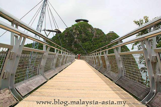 Jambatan Bengkok Langkawi