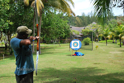 Activities at Rebak Island Resort