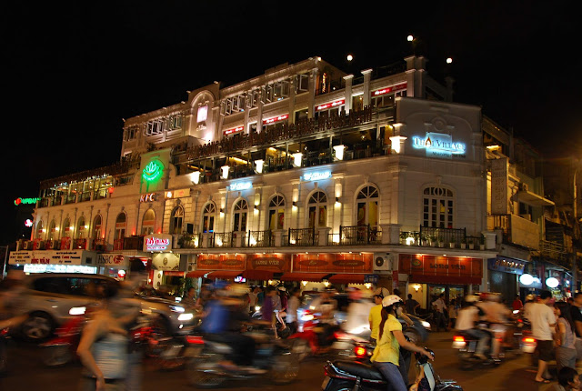 Hanoi Night photograph
