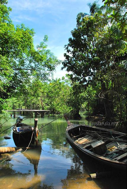 Krabi Tha Pom Khlong