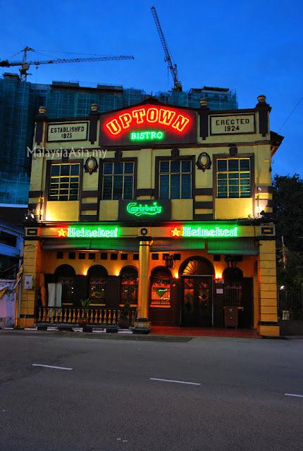 Bistro in Penang